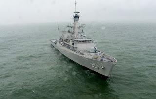 Mantap ! BUMN Kembali Ekspor Kapal Perang ke Filipina