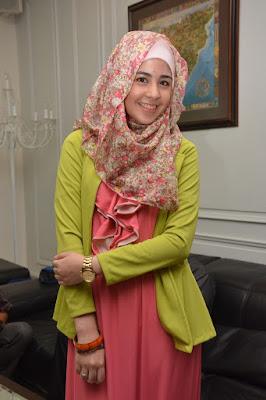hijab risty tagor terbaru foto risty tagor terbaru