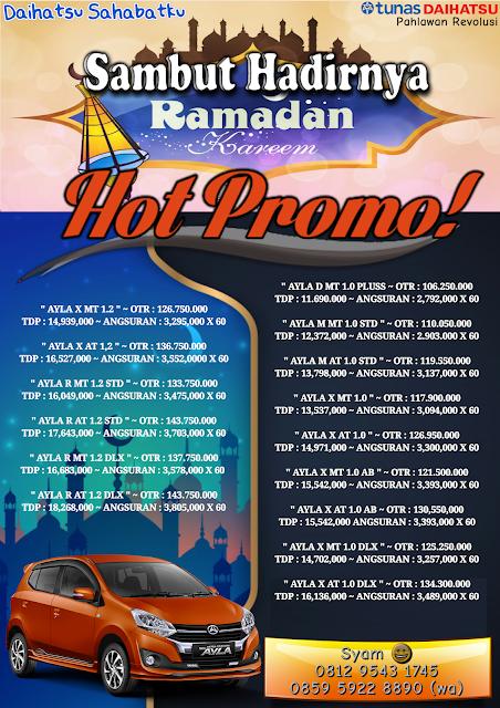 paket promo ayla ramadhan