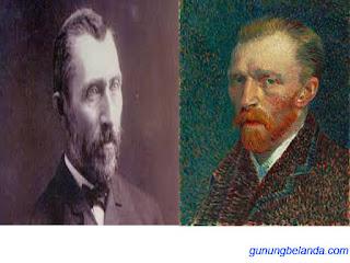 Apakah Vincent Van Gogh Pelukis Asal Perancis