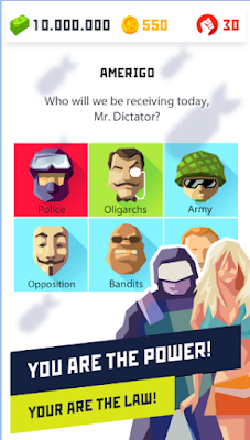 Dictator 2: Evolution v1.3.6 MOD APK For Unlimited Money in Game on Android