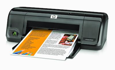 HP Deskjet D1663 Printer Driver Baixar