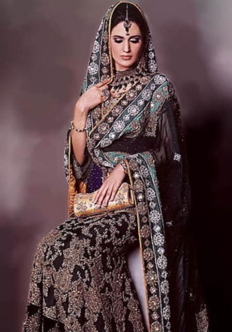 baju muslim anak gaya india