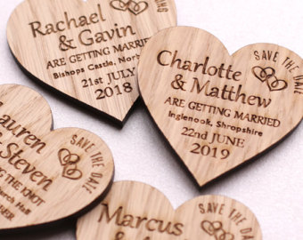 Save The Date And Wedding Invitation Packages