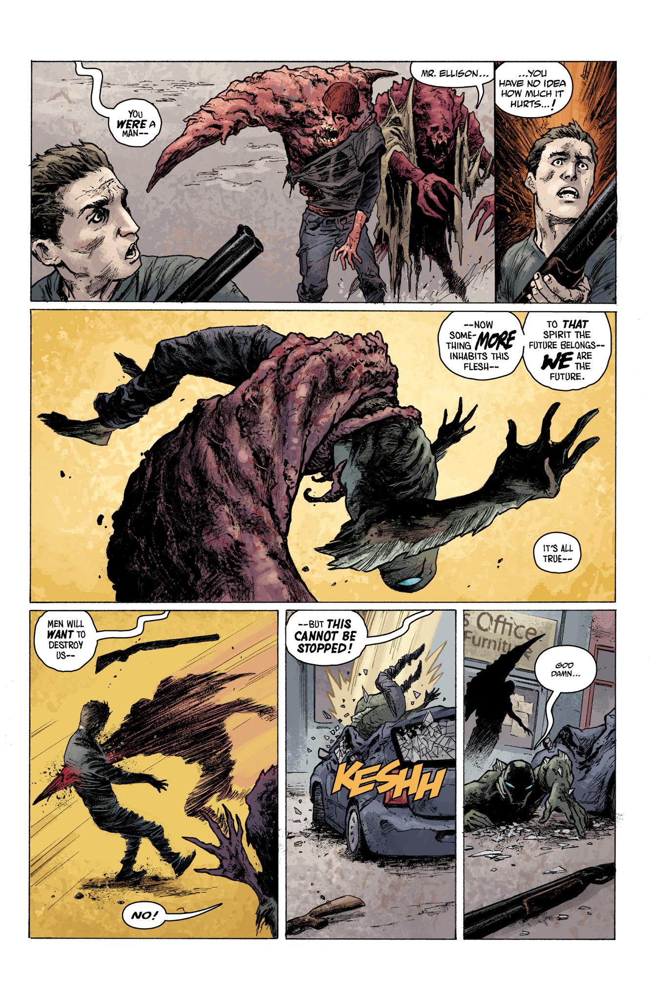 Read online Abe Sapien comic -  Issue #3 - 9