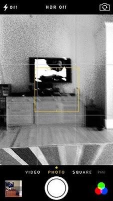 Camera iPhone - Image Stabilization