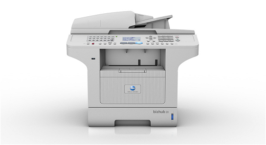 Konica Minolta Bizhub 20 MFP Universal PS Driver Download