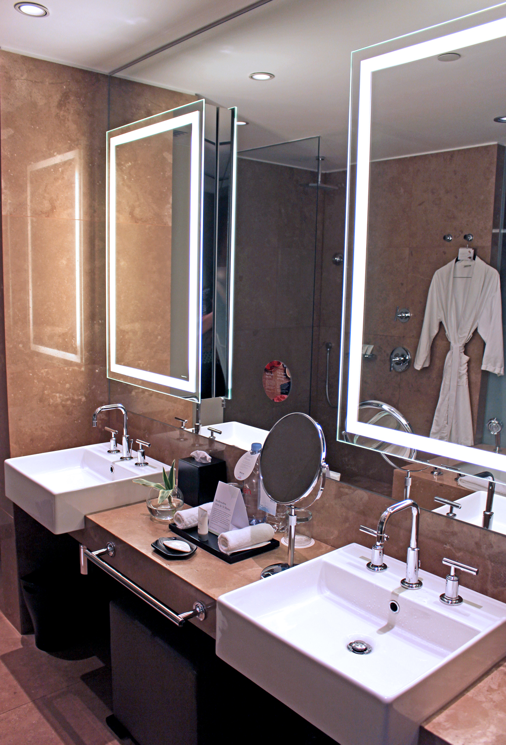 Bathroom at The Westin Lima, Peru - luxury travel blog