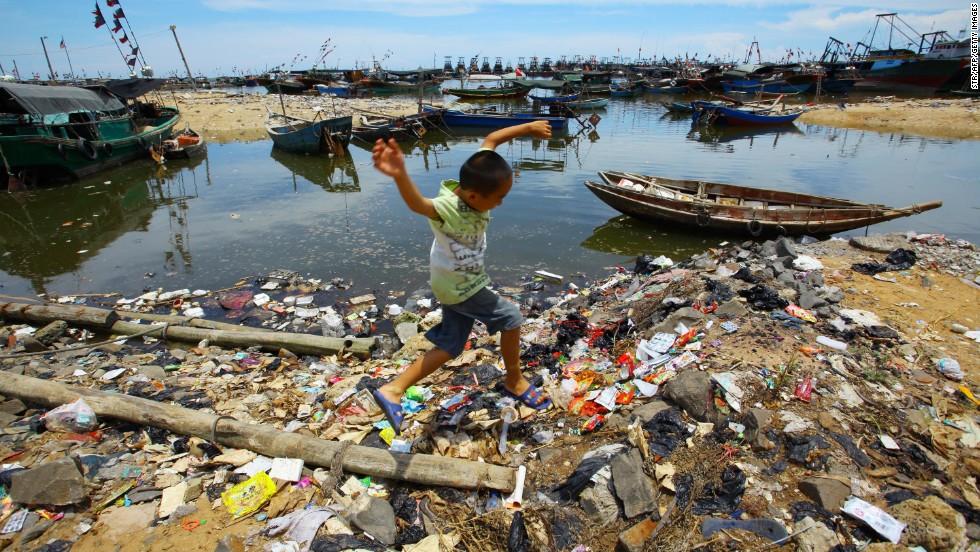 5 Negara Yang Paling Mencemari Samudera.