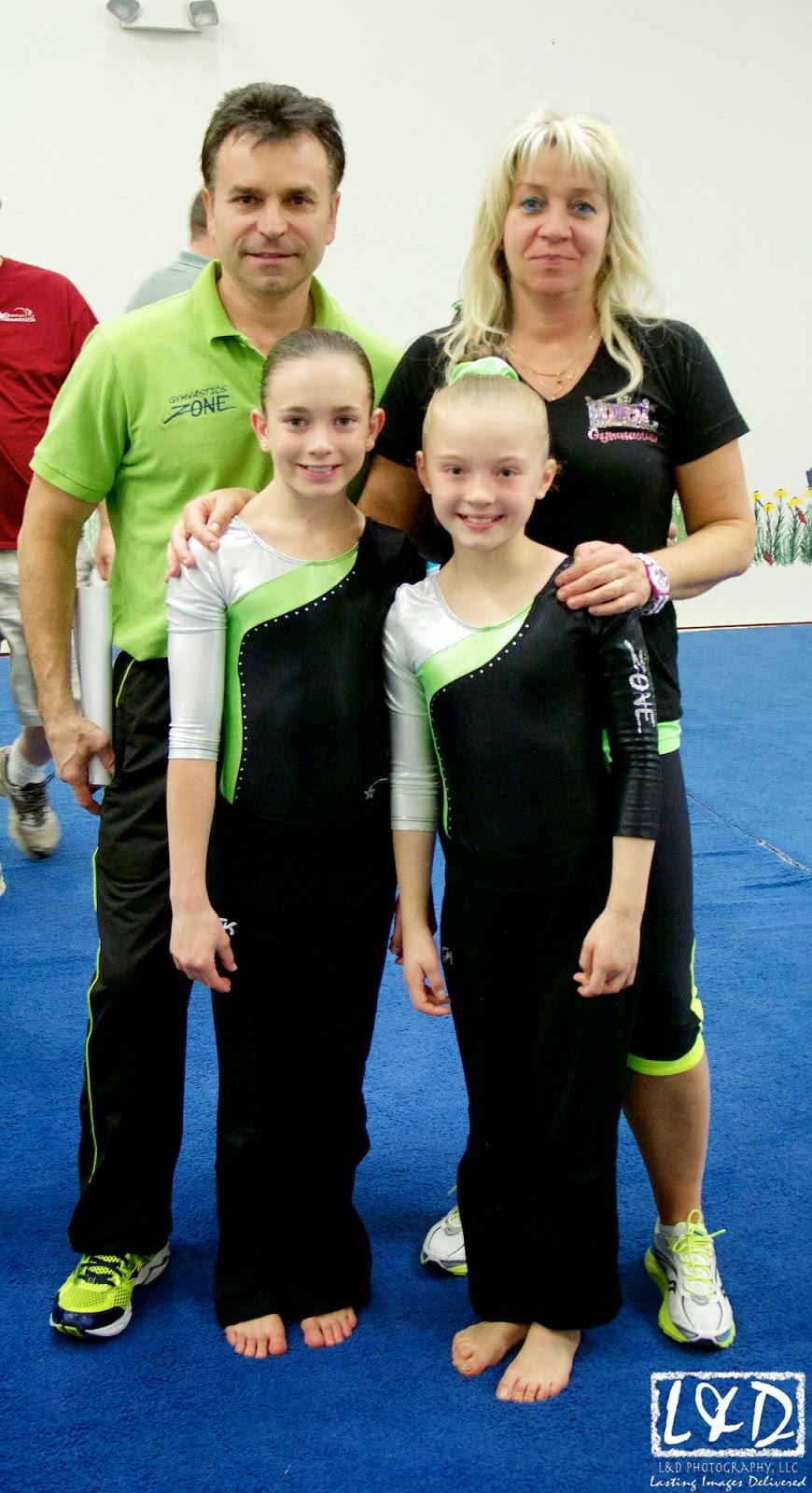 Gymnastics Zone: 2013