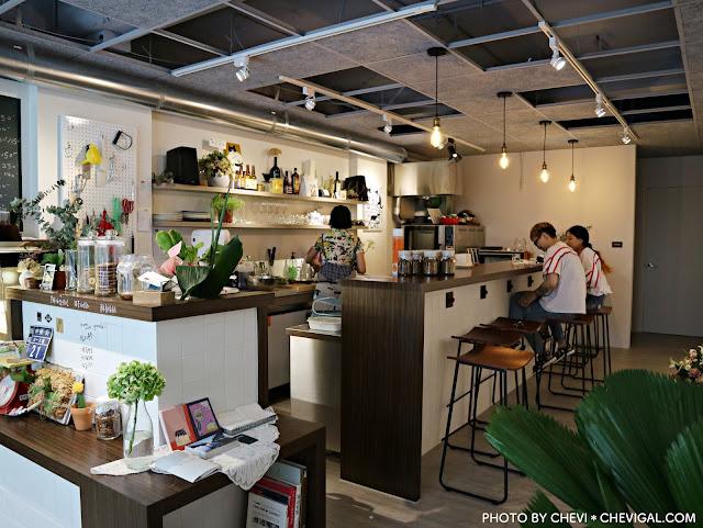 IMG 2808 - 台中西區│Jinjin studio 私宅甜點。隱身中美街的清新甜點店。另有鹹派與咖啡。闆娘還是氣質正妹!
