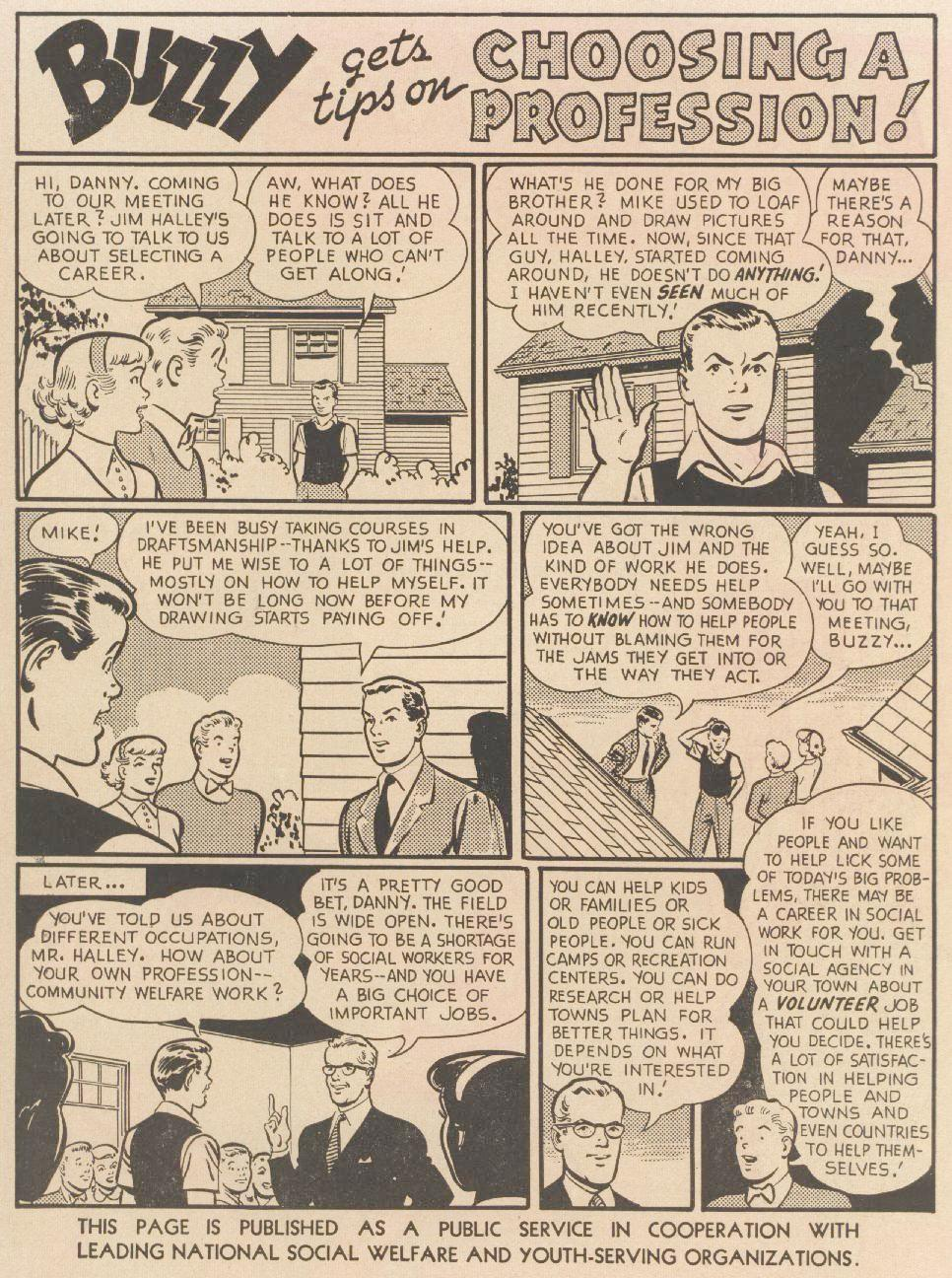 Strange Adventures (1950) issue 32 - Page 2