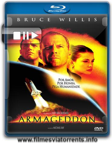 Armageddon Torrent - BluRay Rip 720p Dublado 5.1