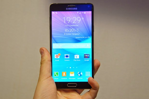 Samsung Galaxy Note 4 Specification and Review