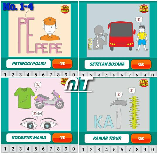Kunci Jawaban Tebak Gambar Level 5 Nomor 20 Belajar Cerdas