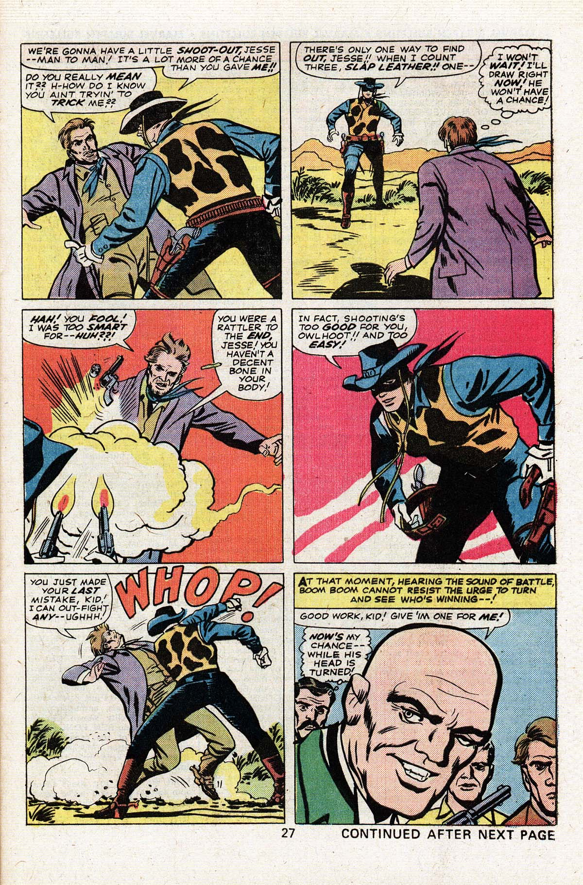 Read online Two-Gun Kid comic -  Issue #125 - 29