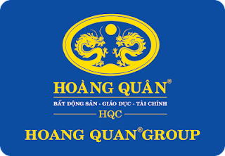 Logo Hoàng Quân Group - Địa ốc Hoàng Quân