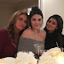 The Jenner ladies on Thanksgiving day