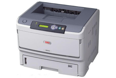 After I got unsafe sense amongst an HP printer as well as the ascent fee of ink for our Epso OKI B840dn Driver Download