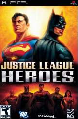 Download Game Justice League Heroes PPSSPP ISO