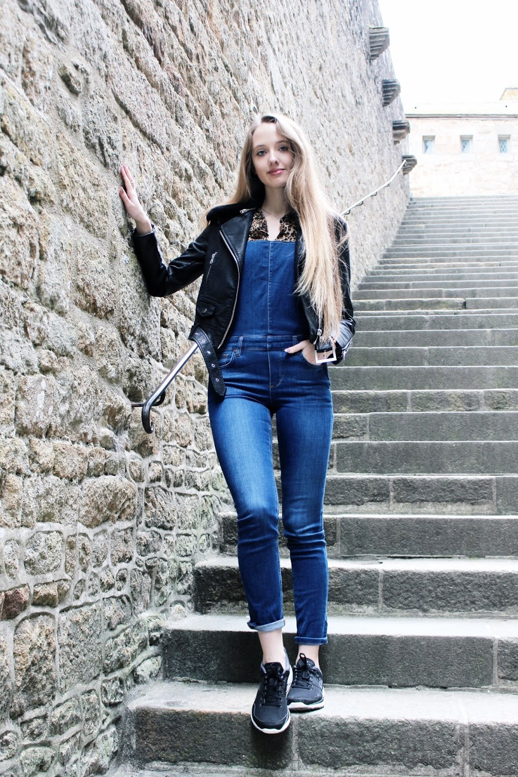 Mont Saint Michel Travel Blog in Winter Spring