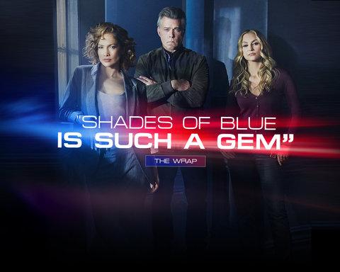 Atualmente A Série Shades Of Blue é Exibida Pela Tv Por Inatura Universal Channel E Também Record Um Caso Raro De Uma Emissora Da Aberta