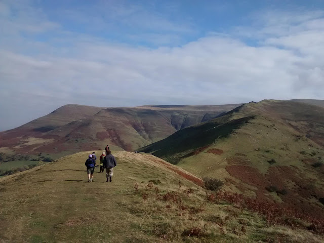 Black Mountains weekend