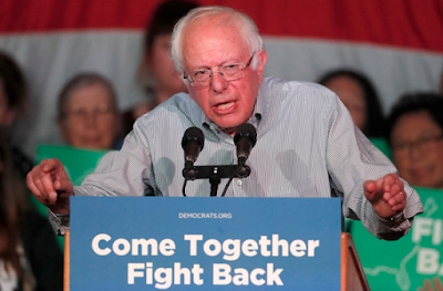 Bernie Sanders defende Israel na TV