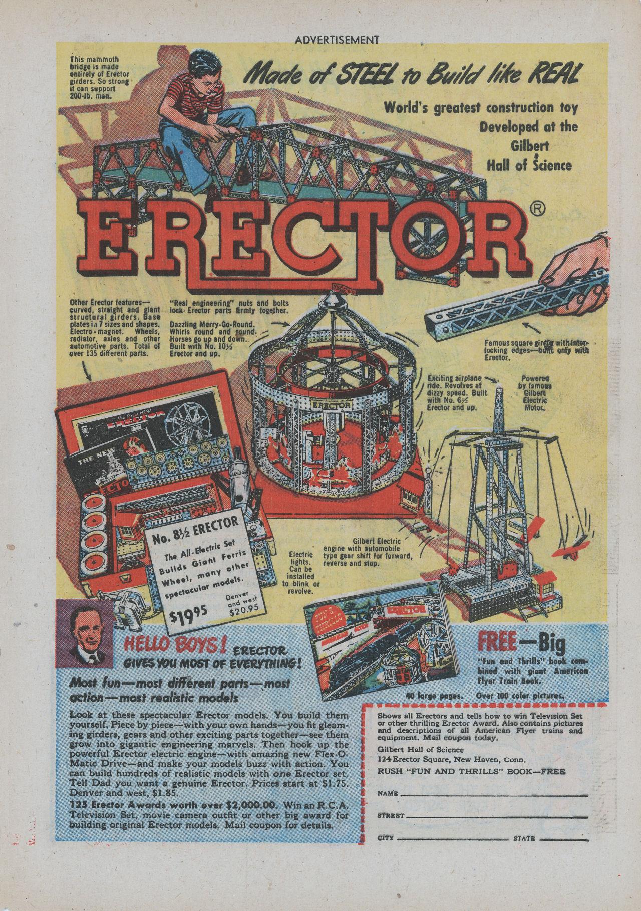 Read online Detective Comics (1937) comic -  Issue #154 - 49