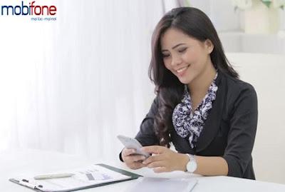 Khuyến mãi Mobifone dành cho thuê bao doanh nghiệp