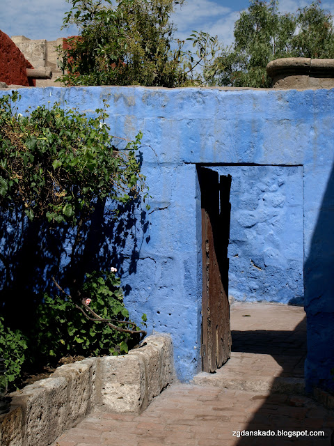 Arequipa - Convento de Santa Catalina