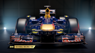 F1 2017 Red Bull Racing Wallpaper