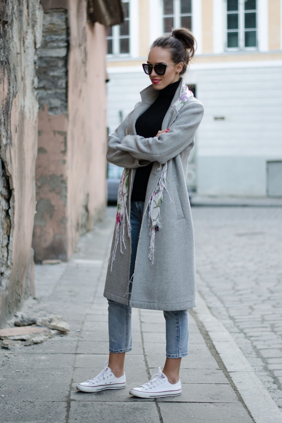 kristjaana mere spring casual minimalistic outfit