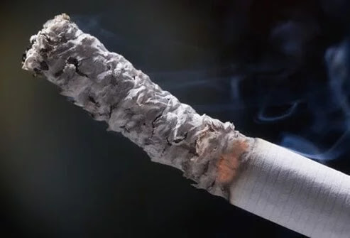 rokok dan jantung