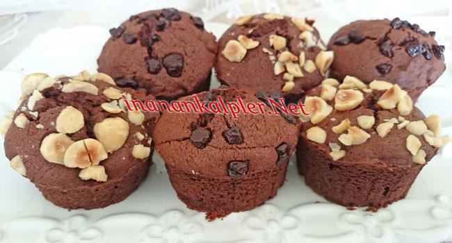 Çikoltalı Muffin