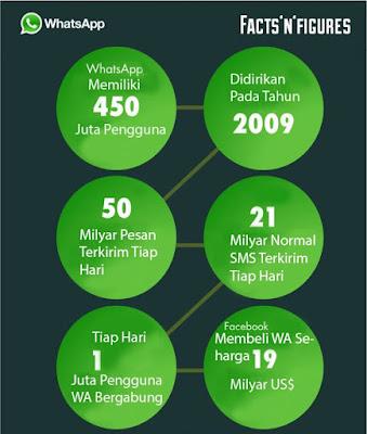 fakta tentang whatsapp