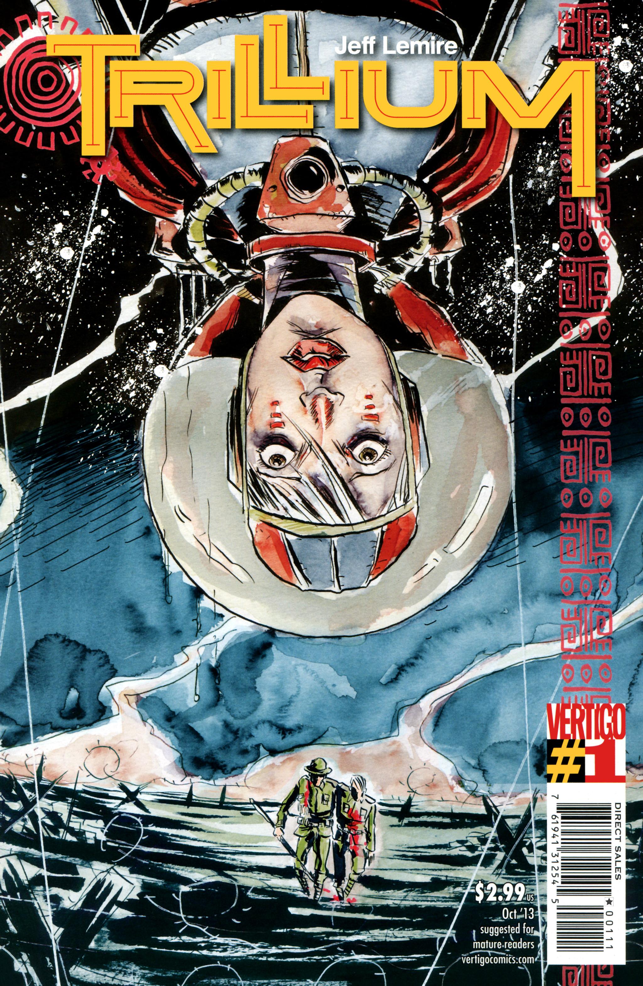 Read online Trillium comic -  Issue #1 - 16