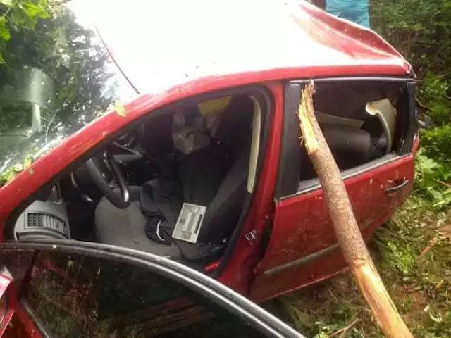Oeiras PI-Proprietária de empresa de turismo no Piauí morre em grave acidente na BR-230