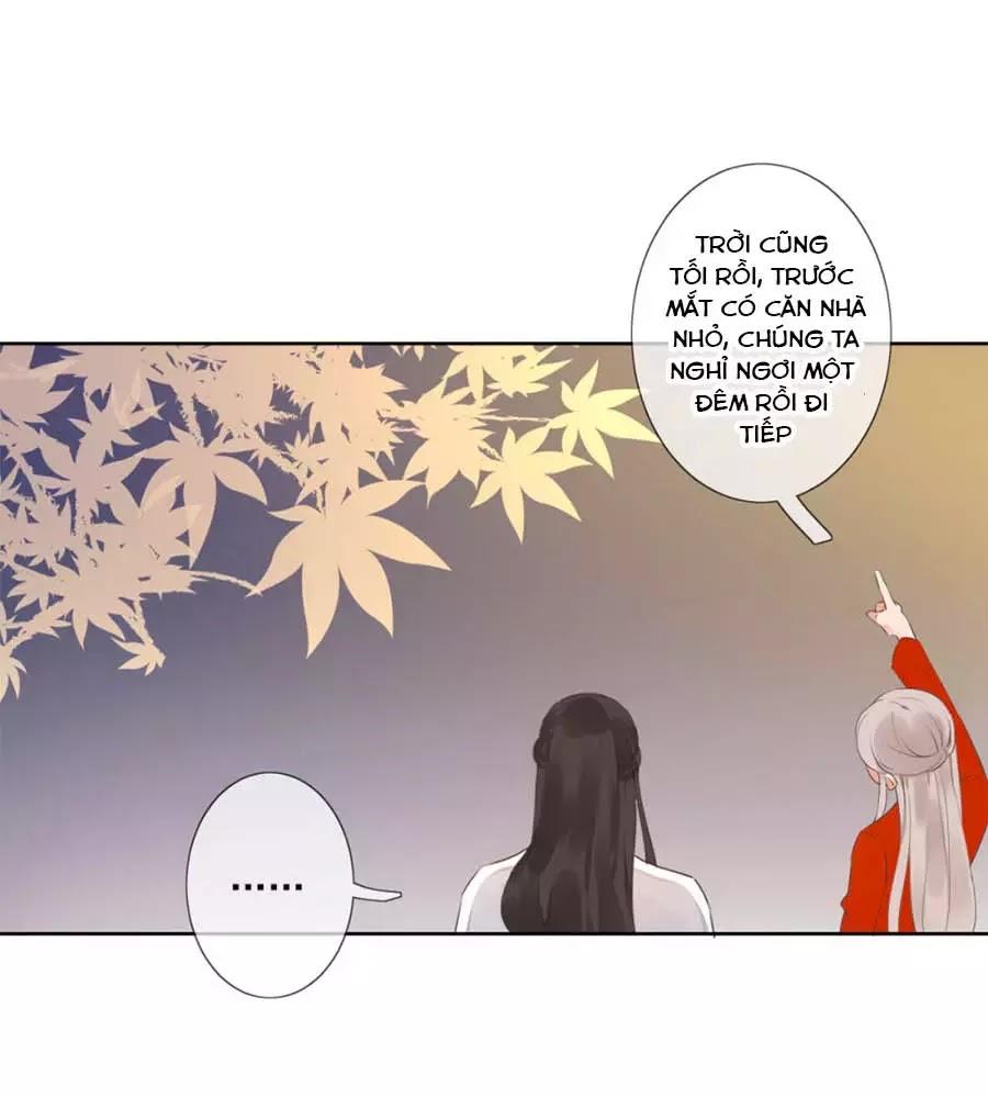 Yển Sư Yêu Hậu chap 3 - Trang 18