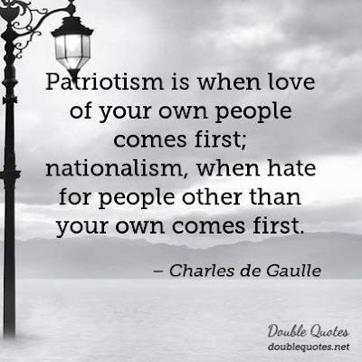 Charles de Gaulle quote about Parkinsonism