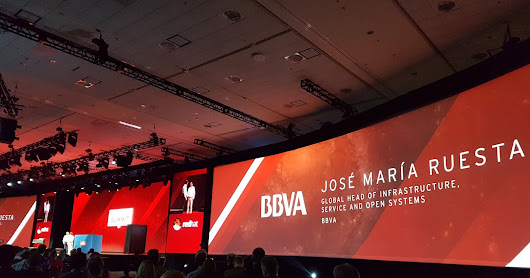 BBVA is a Red Hat Innovation Award 2018 winner !