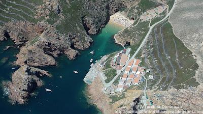 Arquipélago das Berlengas - Berlenga Grande - Bairro de Pescadores