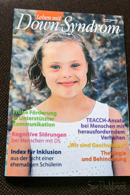 Zeitschrift Leben mit Down Syndrom
