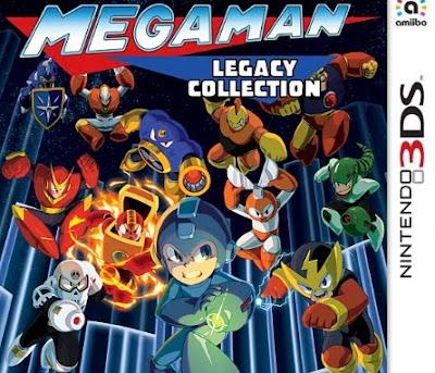 Mega Man Legacy Collection CIA 3DS USA