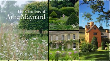 The Gardens of Arne Maynard. Un libro y 12 jardines