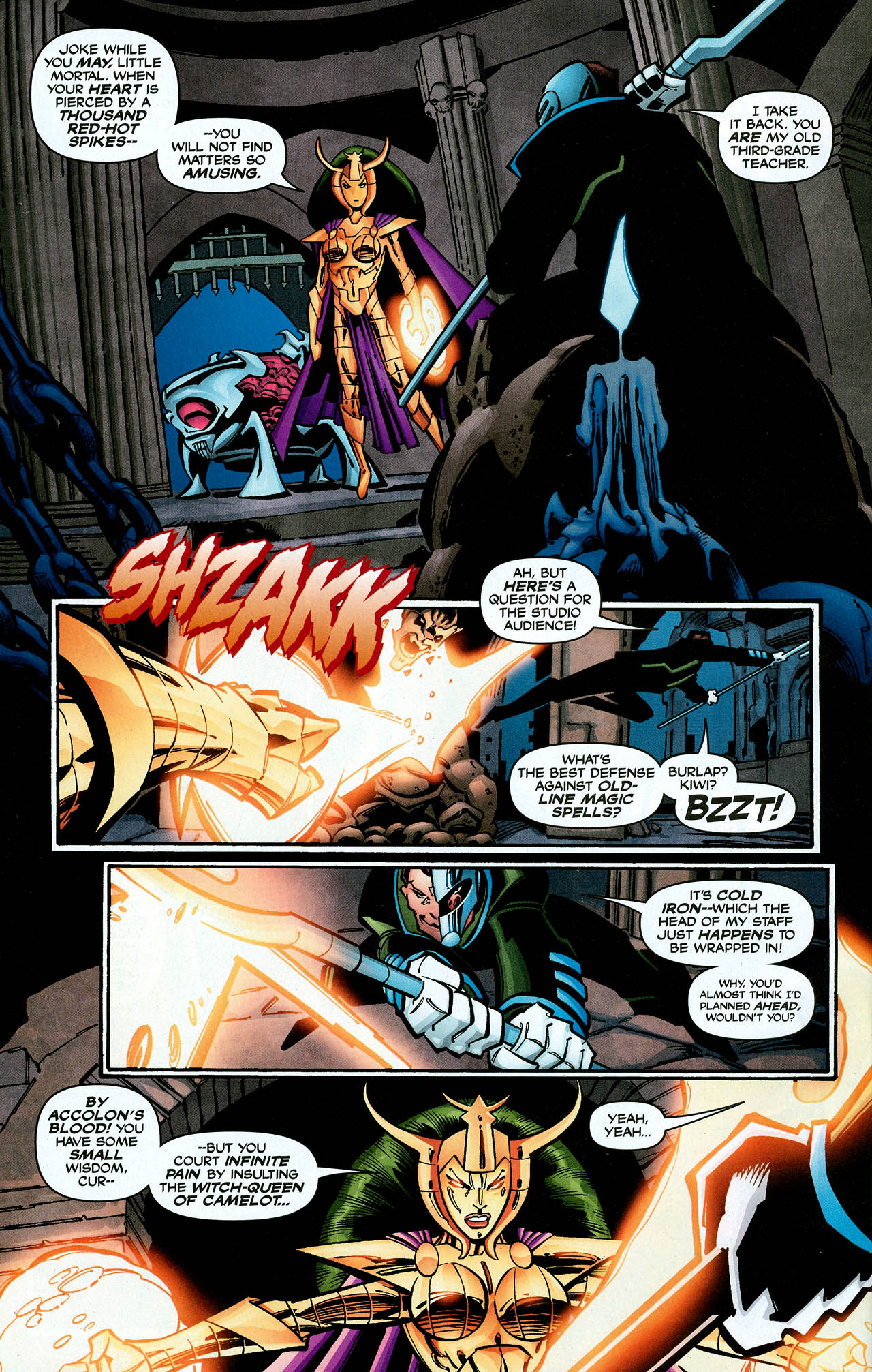 Read online Trinity (2008) comic -  Issue #1 - 25