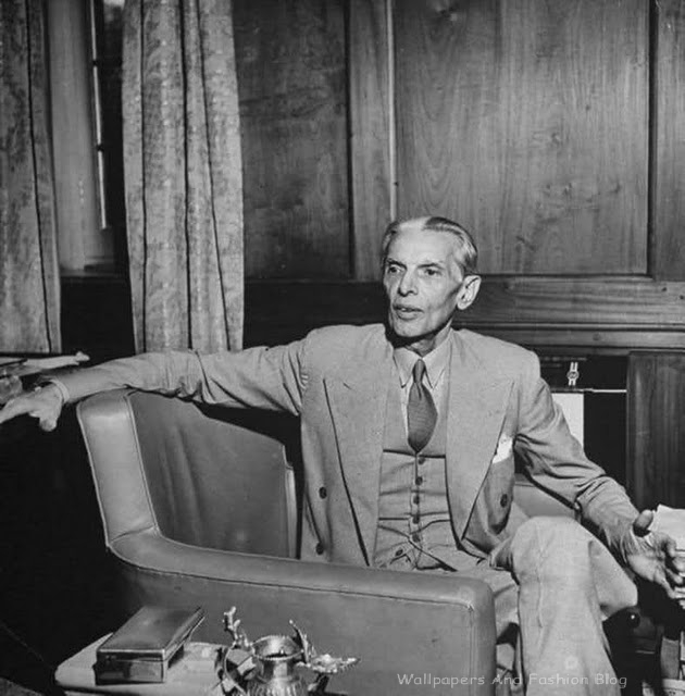Quaid-i-azam Muhammad Ali Jinnah : Rare Images And Sayings