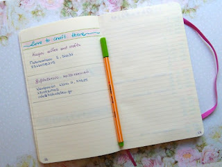 bullet journal moleskine