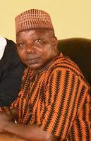 Mr Bolarinwa R. Feruke  Bursar, UNIOSUN