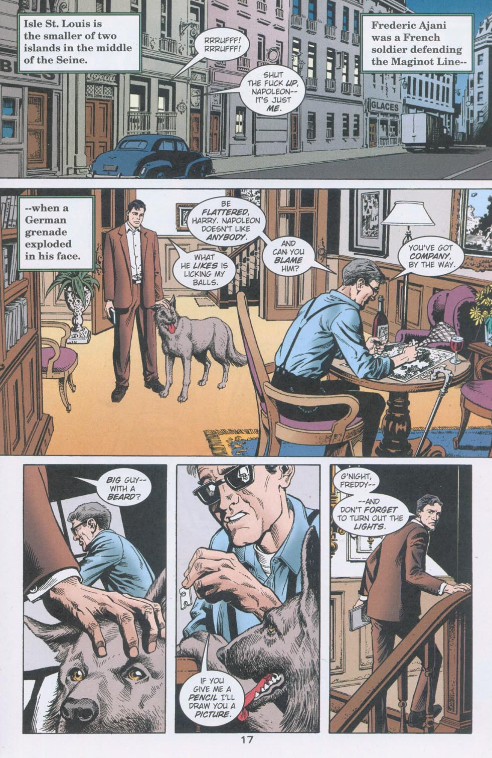Read online American Century comic -  Issue #14 - 17